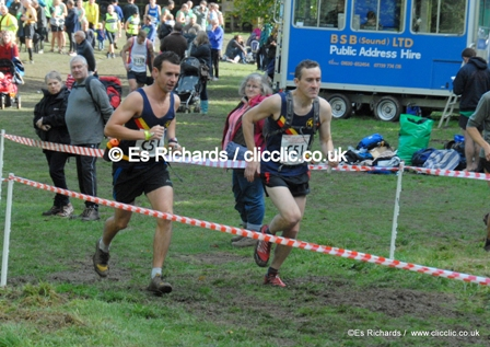 2012 Alan & arfon fell relay