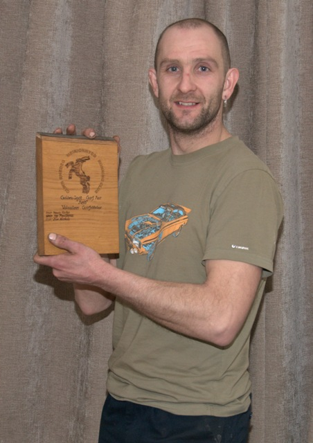 2012 Ifan Richards billy goat male runner