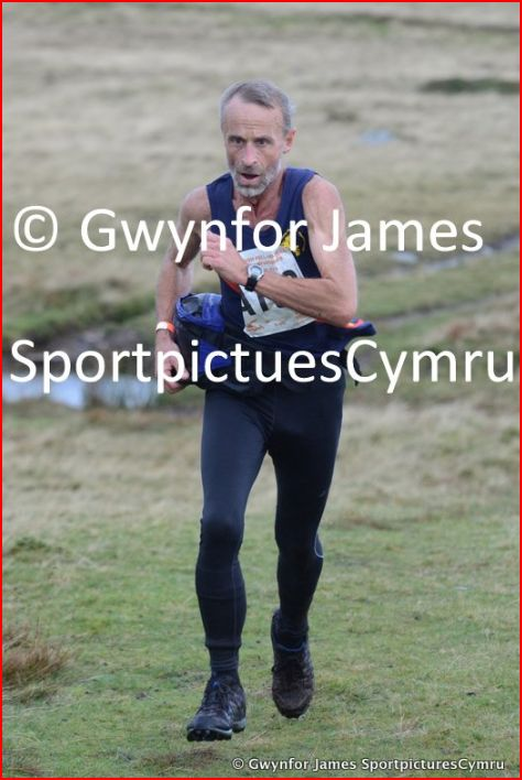 Clive Edgington Fell relay LLanberis 2013
