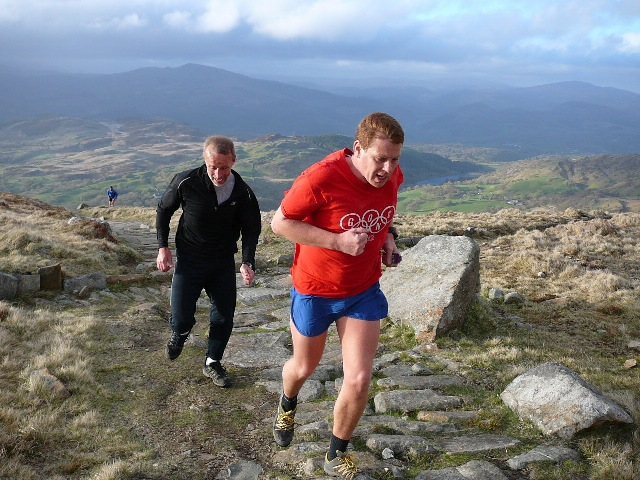 May training night Cadair 2013