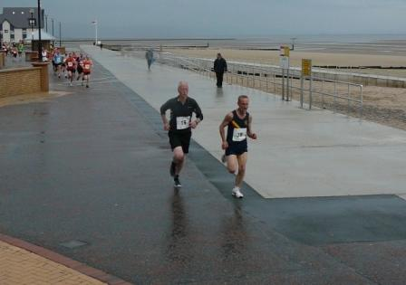 Rhyl sun center 5k Champ Clive Edington 2013