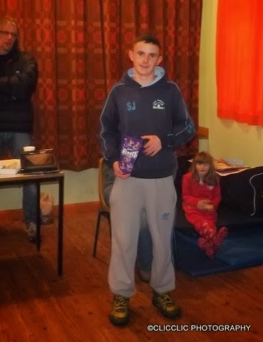 Shane Jones Junior race winner Rhobell fawr 2013