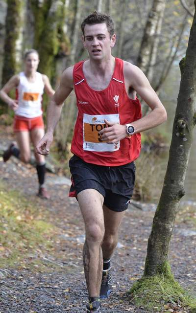 Betws Trail challenge 10k Tom Roberts 2014