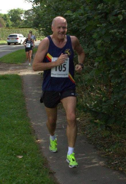 Essar sutton 10k Keith Williams 2014