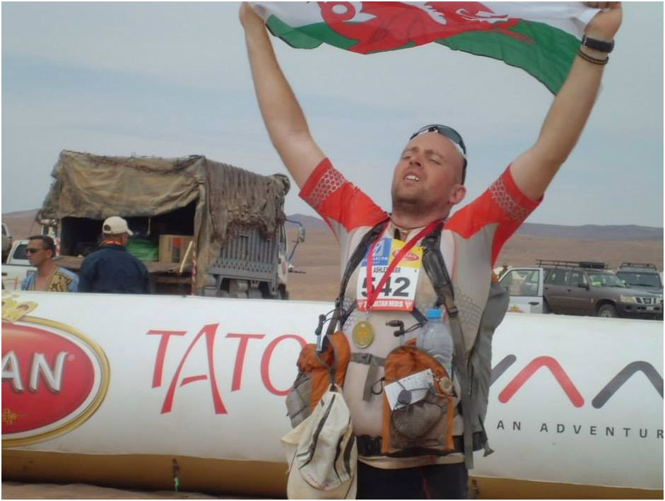 MdS 2 Ashley Charlwood 2014 results