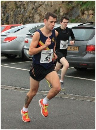 Nick Beer 10k Tom Roberts 2014