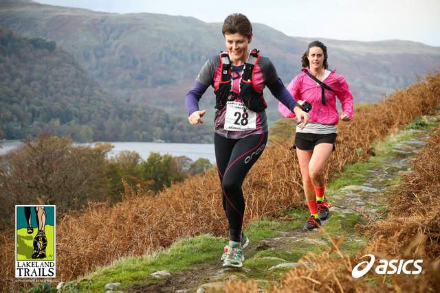 lakeland Ullswater 14k Trail Sandra williams