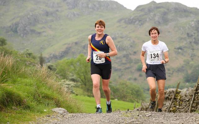 lakeland trail Sandra Williams 17k 2014