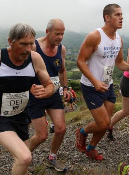 snowdon Dylan and Jamie Evans 2014
