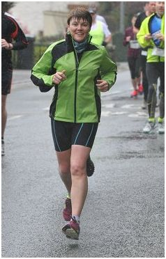snowdonia half marathon sandra williams 2014