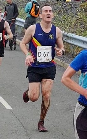 british fell relay arfon hughes 2017