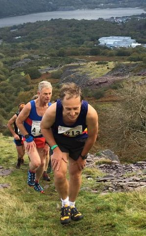 british fell relay dave whittey 2017