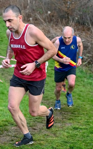 shrewsbury xc 2020 richard hankinson