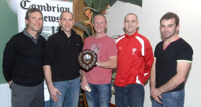 Canbrian News Cross country team of the year 2011
